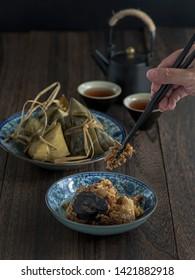 Home Make Dumplings (Glutinous Rice)
