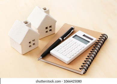 Home and money concept