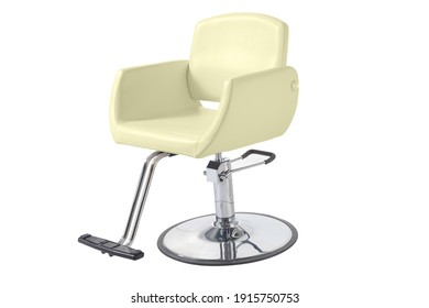 Home and office chair furniture with white background