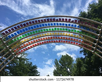 Home Outdoor Rainbow