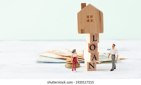 Home purchase and loan repayment plan for two couples (DINKS)