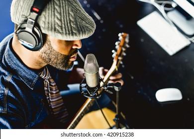 Home recording musician series