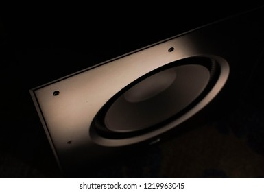 home theater surround sound subwoofer for extra bass effect