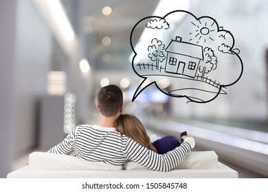 Home think dream house buy couple own