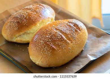 home white bread