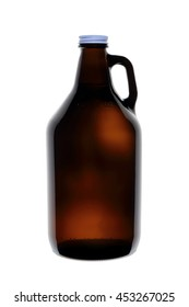 Homebrew Beer in Growler