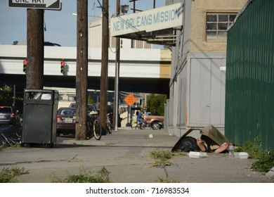 Homelessness in New Orleans