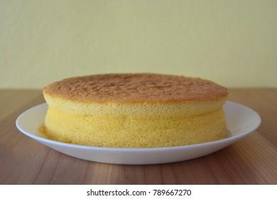 Homemade Baked Cheese Cake