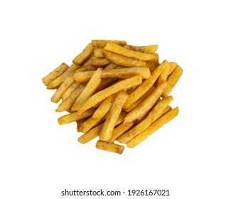 Homemade Baked Potato Spicy French Fries or Simply Fries