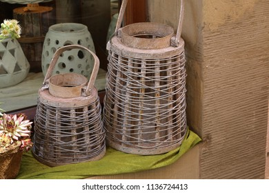 Homemade baskets for sale