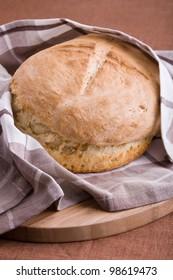 Homemade bread. Pane fatto in casa.