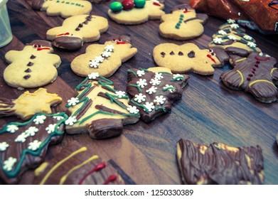 Homemade Christmas coockies
