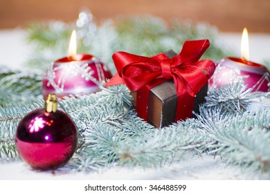 homemade Christmas decorations and gifts for Christmas trees