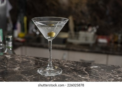 Homemade cocktail