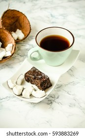 homemade coconut candy bars bounty, raw vegan healthy dessert,