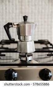 homemade coffee, Italy