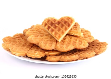 Homemade grandma's biscuits in the shape of heart/Homemade Heart Shaped Biscuits