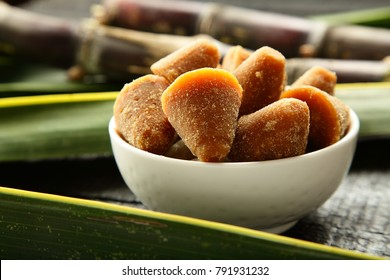 Homemade Indian jaggery sweet