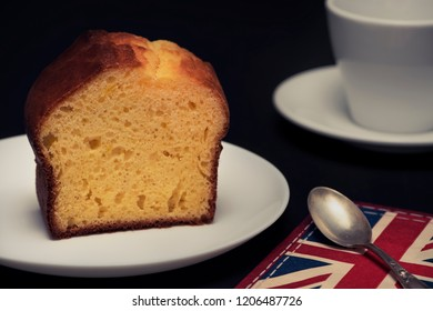 Homemade Pound Cake at Argentine Style