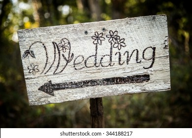 Do it yourself wedding imgenes fotos y vectores de stock do it yourself postcard homemade rustic wedding sign placed on a shovel in the woods arrow points right solutioingenieria Image collections