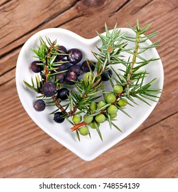 Homeopathy and cooking with juniper
