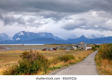 Homer Views around the Kenai Peninsula Alaska North America