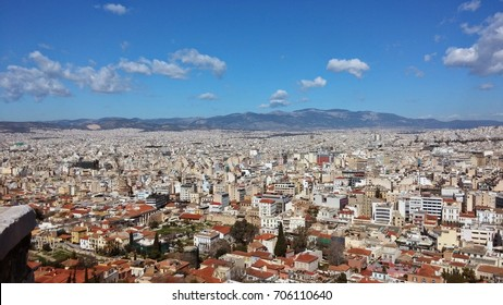 Homes and buildings of Athens