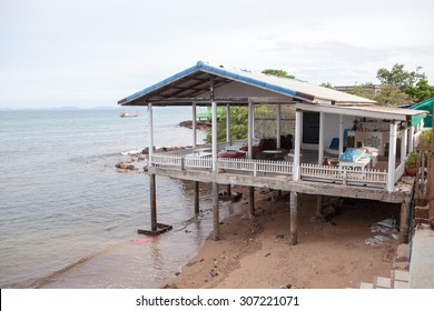 Homestay at seaside in Thailand