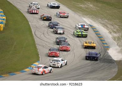 Homestead Miami Grand Am Race