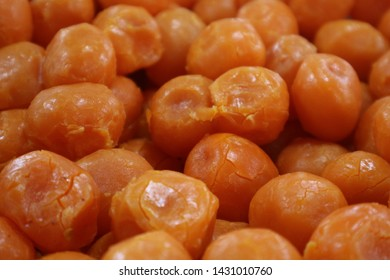 Hommade Salt egg yolk lmages,Stock Photos