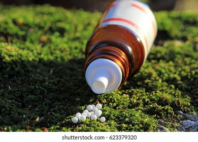 Homoeopathy is an alternative-medical method of treatment. Homoeopathic medicament