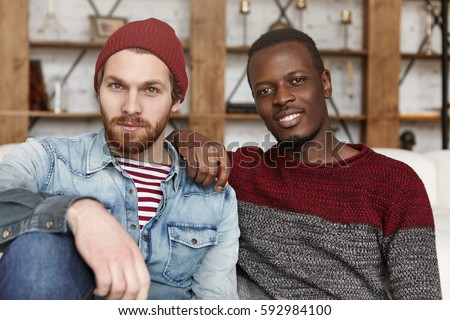 Gay interracial relationships