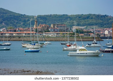 Hondarribia is a coastal town in Basque Country region, Spain.