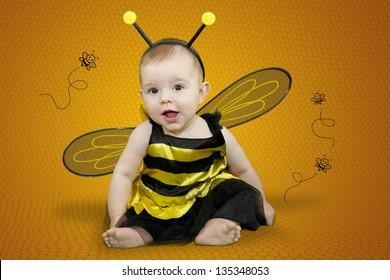 Honey Bee Baby