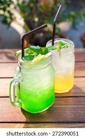 Honey Lemon soda apple soda of drink summer