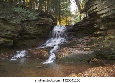 Honey Run Waterfalls