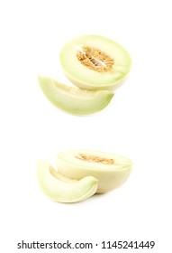 Honeydew melon composition isolated