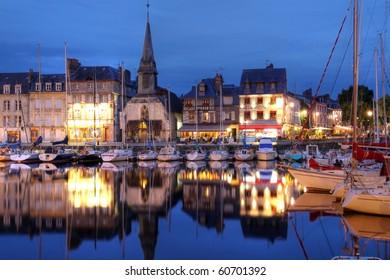 Honfleur, Normany, France