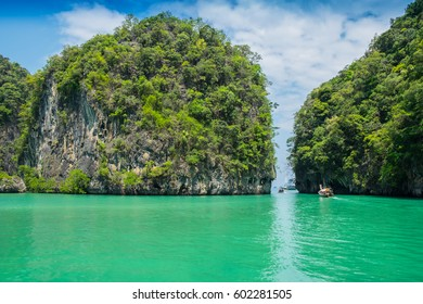 Hong island Krabi, Thailand