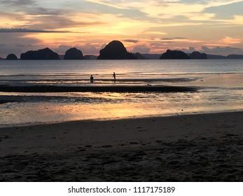 Hong Islands, Sunset, Thailand