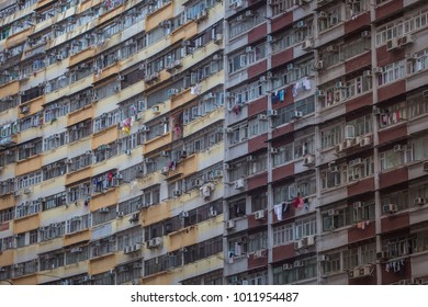Hong Kong architecture residential buildings