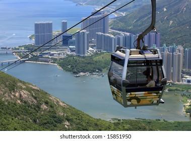Hong Kong Cable Car