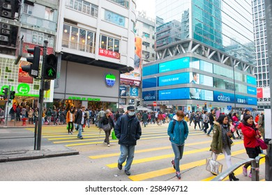 HONG KONG , CHINA - FEBRUARY 07, 2015 : Flea market on February 07 2015 in Hong kong. The flea market in Mongkok District is the most famous flea market in Hong Kong.
