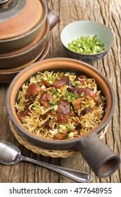 Hong Kong Clay Pot Rice; non-sharpened file