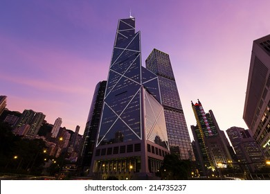 Hong Kong Corporate Buildings