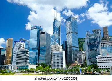 Hong Kong Corporate Buildings