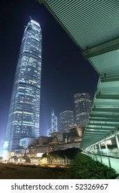 HONG KONG - DECEMBER 24: International Finance Center recorded one of the highest office rents in Hong Kong property market on December 24, 2009 in Hong Kong, China.