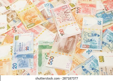 Hong Kong Dollar background