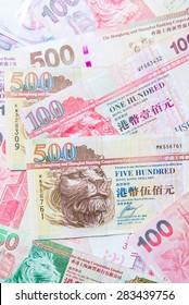 Hong Kong Dollar currency