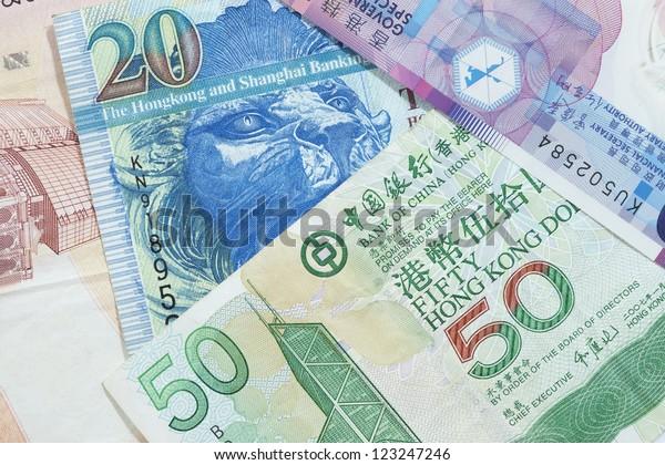 Hong Kong Dollars